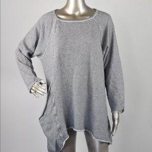 CK Oversized Tunic Sweater Size XL
